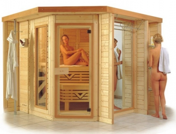 kn llwald helo sauna finesse royal. Black Bedroom Furniture Sets. Home Design Ideas