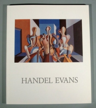 Buch Handel Evans 1989 Paintings and Drawings