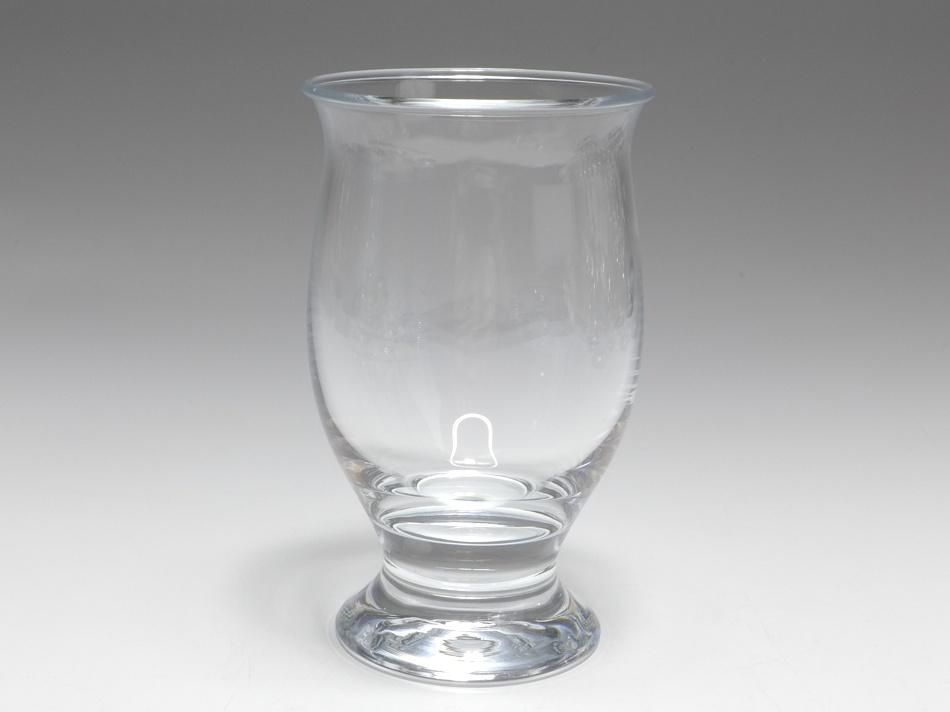 Rask Wasserglas, Glas, Holmegaard, Serie Idéelle, H: 11 cm AO-15