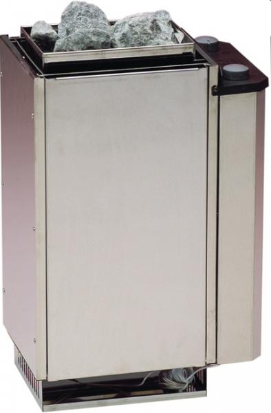 eos saunaofen m3 mit integrierter steuerung wandausf hrung. Black Bedroom Furniture Sets. Home Design Ideas