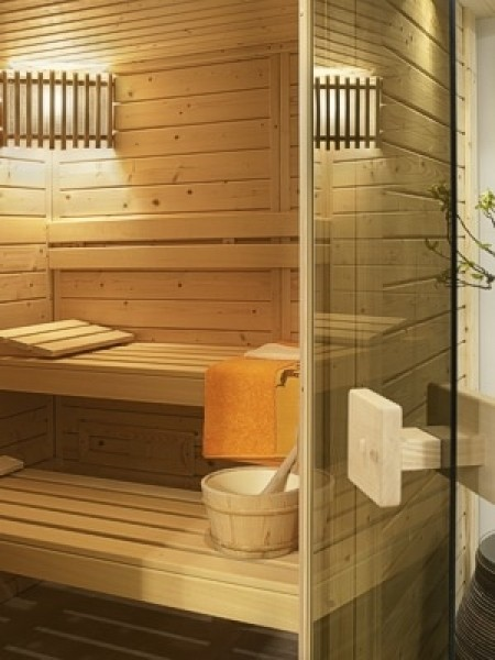 helo sauna casa typ 4 200 x 180 cm 44 mm. Black Bedroom Furniture Sets. Home Design Ideas