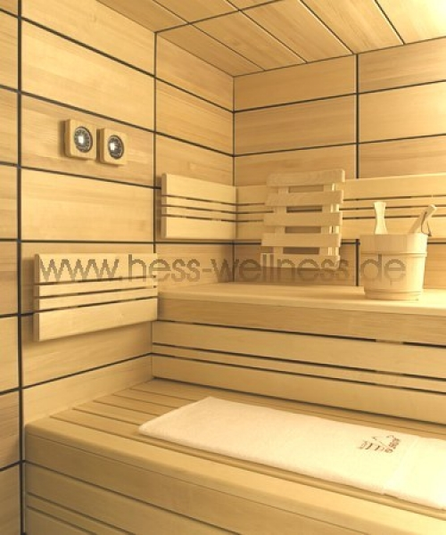 helo comfort sauna typ 3 220x220x220 cm. Black Bedroom Furniture Sets. Home Design Ideas