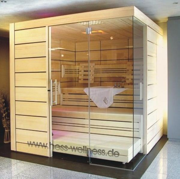 helo comfort sauna typ 1 212 x 195 x 220 cm. Black Bedroom Furniture Sets. Home Design Ideas