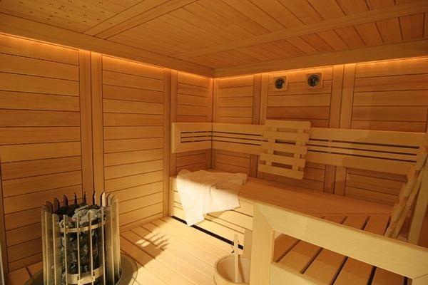 kn llwald helo sauna cupreme 199 x 187 cm. Black Bedroom Furniture Sets. Home Design Ideas