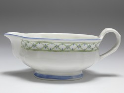 Sauciere, Villeroy & Boch, Flower Dream, B: 19 cm