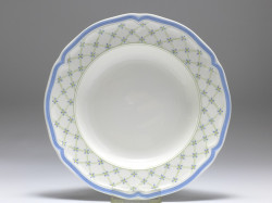 Suppenteller, Teller, Villeroy & Boch, Flower Dream, D: 22,5 cm