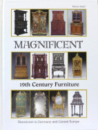 Prof. Rainer Haaff Magnificent 19th Century Furniture Historicism in Germany and Central Europe